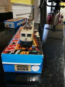 HO 3058 DB Vintage Electric Loco BR151 Heavy Freight