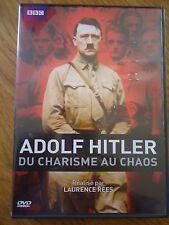 DVD * ADOLF HITLER DU CHARISME AU CHAOS * GUERRE LAURENCE REES documentaire