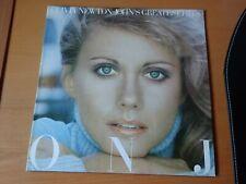 Olivia Newton John - Greatest Hits (NM) LP Vinyl