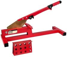 Laminate Manual Dust-Free Plank 8in Cutter Cross Cutting V-Support Flooring Tool