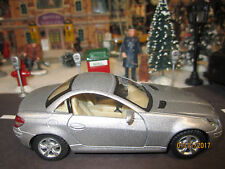 "Train Garden Village House Carnival "" Mercedes Benz Slk "" + Dept 56/Lemax Info"