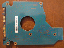 "Toshiba MK2555GSX (HDD2H24 D UL01 T) FW:FG000D 250gb 2.5"" Sata PCB"