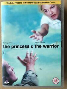Princess and the Warrior DVD 2000 German Cult Crime Movie with Franka Potente