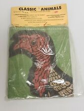 Vintage Burlap Turkey Target Nos Archery Bow Hunting Shooting Nwtf ?