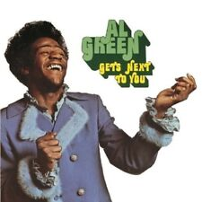 AL GREEN - GETS NEXT TO YOU  CD NEW!