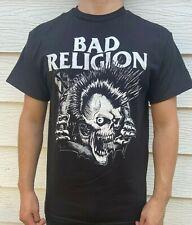 Bad Religion Punk Rock Men's T Shirt Sizes