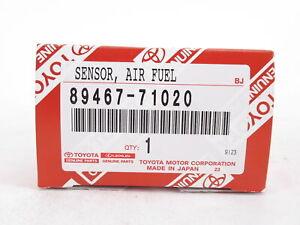 Genuine OEM Toyota Lexus 89467-71020 Air Fuel Ratio Oxygen Sensor