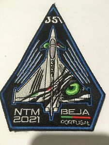 NATO TIGER MEET 2021 OFFICIAL ITALIAN PATCH