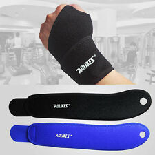 Wrist Thumb Support Wrap Brace Hand Strap Guard Sports Protector Bandage