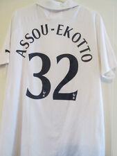 Tottenham Hotspur Spurs 2011-2012 cup Assou ekotto football shirt 3XL / 35698