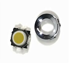 Oem Blackberry Curve Pearl Replacement Trackball and Ring - Yellow