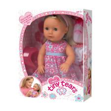 Classic TINY TEARS Interactive Doll avec Sound pleurer mouillant Talking John Adams