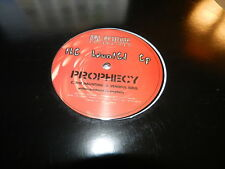 Prophecy – The Haunted EP  NEW 2 x 12 inch 2001 Bad attitude recordings