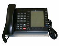 Toshiba IP5131-SDL 20-Button Backlit Display Gigabit  IP Phone w/cord