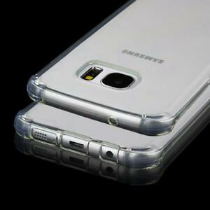 360°King Kong Heavy Duty CLEAR TPU Protector Cover For Samsung Galaxy Note 8