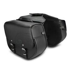 Satteltaschen für Triumph Bonneville T100/ T120 Kentucky 30l schwarz