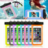 New Waterproof Bag Underwater Pouch Dry Case Cover For Samsung iPhone Cell Phone
