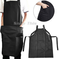 Professional Hair Cut Cutting Salon Barber Hairdressing Pocket Gown Cape Apron