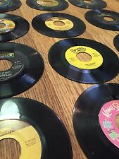 Lot of 50 Vinyl Records 45 RPM for Art, Crafts and Decoration BEST DEAL =>