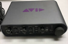 Avid Mbox 3 USB Interface USED, Not Tested, As Is