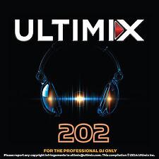 Ultimix 202 CD Ultimix Records Demi Lovato NONONO Lady Gaga Sage The Gemini