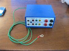 Pinion Wrist Strap Ground Constant Monitor CM-500A