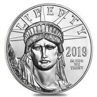 2019 1 oz Platinum American Eagle $100 Coin BU