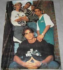 "Backstreet Boys Rare Original Official Huge Poster 27""X24"" Uk 1996"