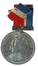 1911 Great Britain CORONATION OF GEORGE V aluminum 39mm