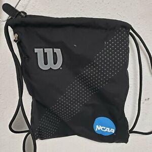Wilson NCAA Sport Bag, Black