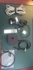 Apple TV 3rd Gen 8GB HD Media Streamer A1469 PLUS many extra cables