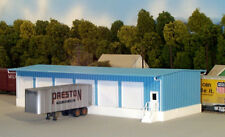 Rix Products Pikestuff - Truck Terminal Building Kit - Ho Scale 541-5001