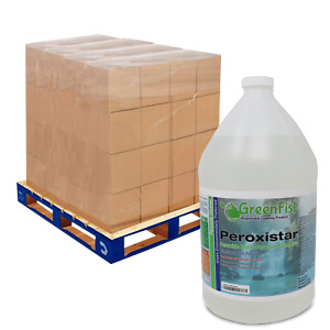GreenFist Peroxide Cleaner Peroxistar Refill 1 Skid (144 X 1 Gallon)