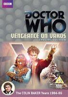 Doctor Who Vengeance On Varos 2 disc Special Edition   - NEW factory sealed BBC