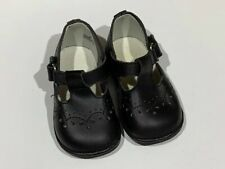 Size 2 Angel Baby Girl Infant Dress Shoes Black by L'Amour