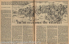 Nelson Story-The Day Crazy Horse Got Whipped +Genealogy
