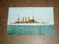 DC: Postcard - Battleship Georgia, Unused