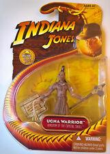 "UGHA WARRIOR 10cm / 4"" INDIANA JONES & TKOTCS LUCASFILM HASBRO 2008"