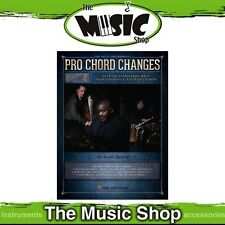 New Pro Chord Changes Volume 2 - Music Tuition & Song Book for C Instruments