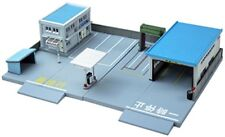 Tomytec Building 145 Midtown Bus Ticket Counter 1/150 N scale