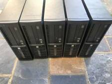 HP Compaq pro 4300 SFF PC, 500GB, 4GB, i5 2.9GHZ, X 5 Units
