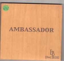 ELLIOTT BROOD - ambassador CD