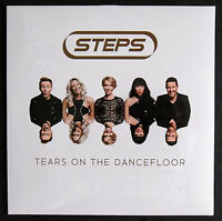STEPS * TEARS ON THE DANCEFLOOR * LIMITED EDITION BLUE VINYL * NEW & SEALED!