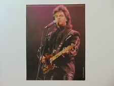 """Hillbilly Rock"" Marty Stuart Hand Signed Magazine Page Todd Mueller COA"