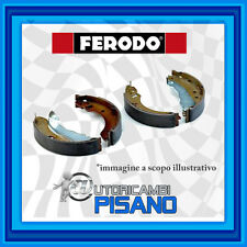 FSB649 KIT COPPIA 2X GANASCE FRENO POSTERIORI FERODO NUOVE GARANTITE
