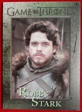 GAME OF THRONES - ROBB STARK - Season 3, Card #46 - Rittenhouse 2014