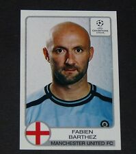 # 173 BARTHEZ FRANCE MANCHESTER UNITED UEFA FOOTBALL CHAMPIONS LEAGUE 2001-2002