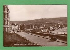 Promenade Port Erin IOM Isle of Man Motorcycle RP pc used 1923 Ref  H188