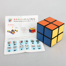 New Toy Magic ABS Ultra-smooth Professional Speed Cube Rubik's 2X2 Puzzle Twist