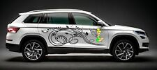 TRIBAL TINKERBELL CUTE GIRL SWIRL CIRCLE COLOR VINYL DECAL GRAPHIC CAR TRUCK